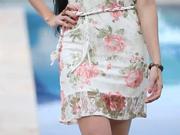 Letné krajkové šaty - ako si ušiť sexy letné krajkové šaty