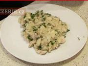 Kuskus s hruškami a kuraťom - recept na kuskus s hruškami - Cuscus con la pera