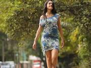 Ľahké letné šaty - ako si ušiť jednoduché letné šaty