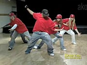 Hip Hop lekcia so Shaneom Sparks