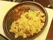 Strapačky s kapustou a krkovičkou - recept na  halušky s kapustou /  Hrniec hladného husitu - recept na sýtu polievku