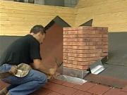 Ako sa kladú asfaltové šindle - pokládka asfaltových šindľov IKO