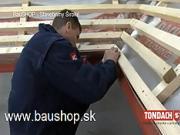 Príprava strešnej plochy - ako pripraviť strešnú plochu na pokládku strešnej krytiny Tondach