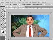 Zmena pozadia a prevedenie fotografie na obrázok - Photoshop CS5 CZ - TUTORIAL N°2