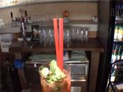 Strawberry Mojito Virgin - recept na miešaný nápoj