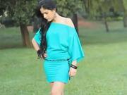 Šaty s dlhými rukávmi - ako si ušiť voľné šaty s dlhými rukávmi