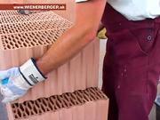Zdění - jak zdít s tvarnicemi Porotherm - 2.díl