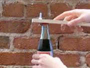 Drevený otvárač na fľaše - ako si vyrobiť otvárač na fľaše