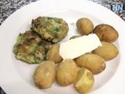 Kapustové karbonátky - recept na kapustové karbonátky so zemiakmi