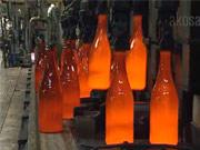 Fľaše - ako sa vyrábajú fľaše zo starého skla