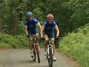 Jazda na bicykli v teréne pre pokročilých