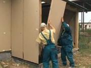 Ekopanely - ako sa stavia dom z Ekopanelov