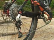 Ako správne radiť  a  brzdiť - Jazda na bicykli v teréne