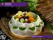 Torta ako kvetináč - zdobenie torty