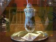 Jahodový koktejl - recept na jahodovy koktejl