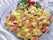 Bramborový salát - recept na tradiční bramborový salát s majonézou