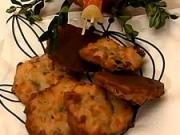 Marokanky - recept na koláčiky s medom,čokoládou,mandlami,hrozienkami a s kandizovaným ovocím
