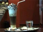 Alžírská káva - recept na alžírskou kávu