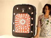 Úprava cestovného kufra - ako si skrášliť cestovný kufor