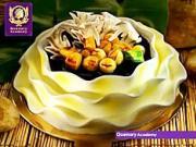 Šľahačková kvetina  - ako vyzdobiť tortu do tvaru šľahačkového kvetu