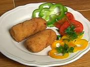 Kuracie krokety - recept na krokety s kuracím mäsom