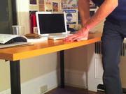 Oprava stola - ako vystužiť stôl proti ohýbaniu