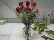 Aranžovanie kvetov - ako aranžovať kvety na Valentína alebo narodeniny