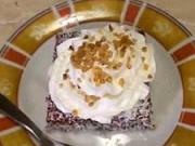 Makovo - kokosový zákusok - recept na makovo - kokosový koláč - Koláč lenivej ženy