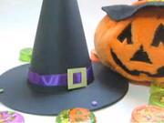 Kouzelnický klobouk - jak vyrobit  kouzelnický klobouk na Halloween