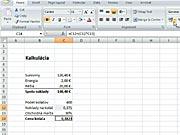Jednoduché formátování v Exceli - 3.dil