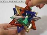 Vianočná hviezda - ako vyrobiť vianočnú hviezdu z papiera