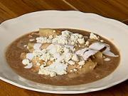Enfrijoladas - recept na mexické jedlo enfrijoladas