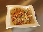 Thajské jedlo Pad Thai - recept na thajské ryžové rezance