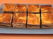 Perníkový koláč - recept na medovníkový koláč s lekvárom