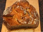 Zemiakový chlieb - recept na maďarský zemiakový chlieb
