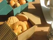 Krabička na vianočné pečivo - ako vyrobiť krabičku na vianočné pečivo