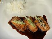 Losos s omáčkou teryiaki - recept na lososa s  teryiaki omáčkou