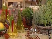 Bylinkový olej - ako urobiť ochutený bylinkový olej