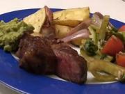 Uruquajsky steak - recept na uruguayský hovädzí rib eye steak