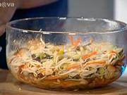 Thajsky šalát - recept  na Thajský šalát