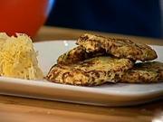 Cuketové zemiakové placky - recept na cuketové zemiakové placky