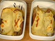 Zapékaná čekanka - recept na zapékanou čekanku s česnekem