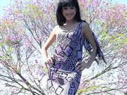 Šaty na jedno rameno - ako si urobiť zaujímavé šaty na jedno rameno