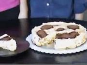 Trasená torta  - Ako urobiť trasenú tortu - recept na trasený koláč