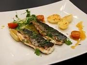 Ryba na mede  - recept na grilovanú rybu na mede