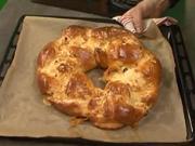 Velkonočný mazanec - recept na velkonočný koláč