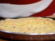 Ohnivá pizza - recept na pizzu - Ohnivý koláč - cesto na pizzu - pizza cesto
