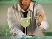 Drink De Luxe cucumber - ako namiešať nápoj De Luxe cucumber
