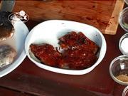 Grilované filety z kapra - recept na grilovaného kapra v marináde