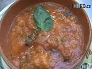 Italská rajčatová polévka - recept na rajčatovou polévku